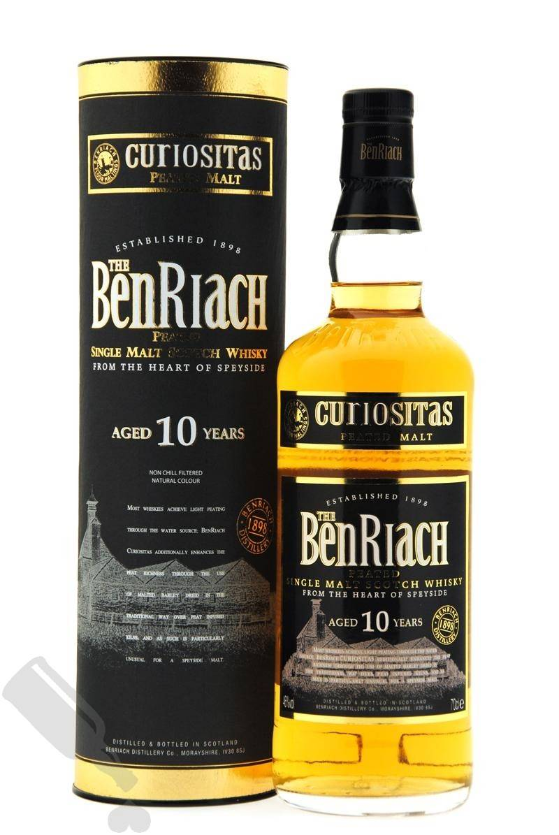 BenRiach 10 Peated