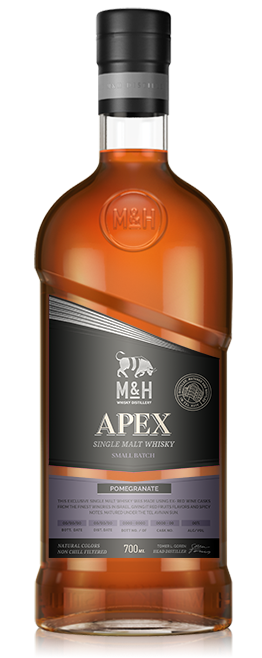 M&H APEX - Pomegranate Wine Cask