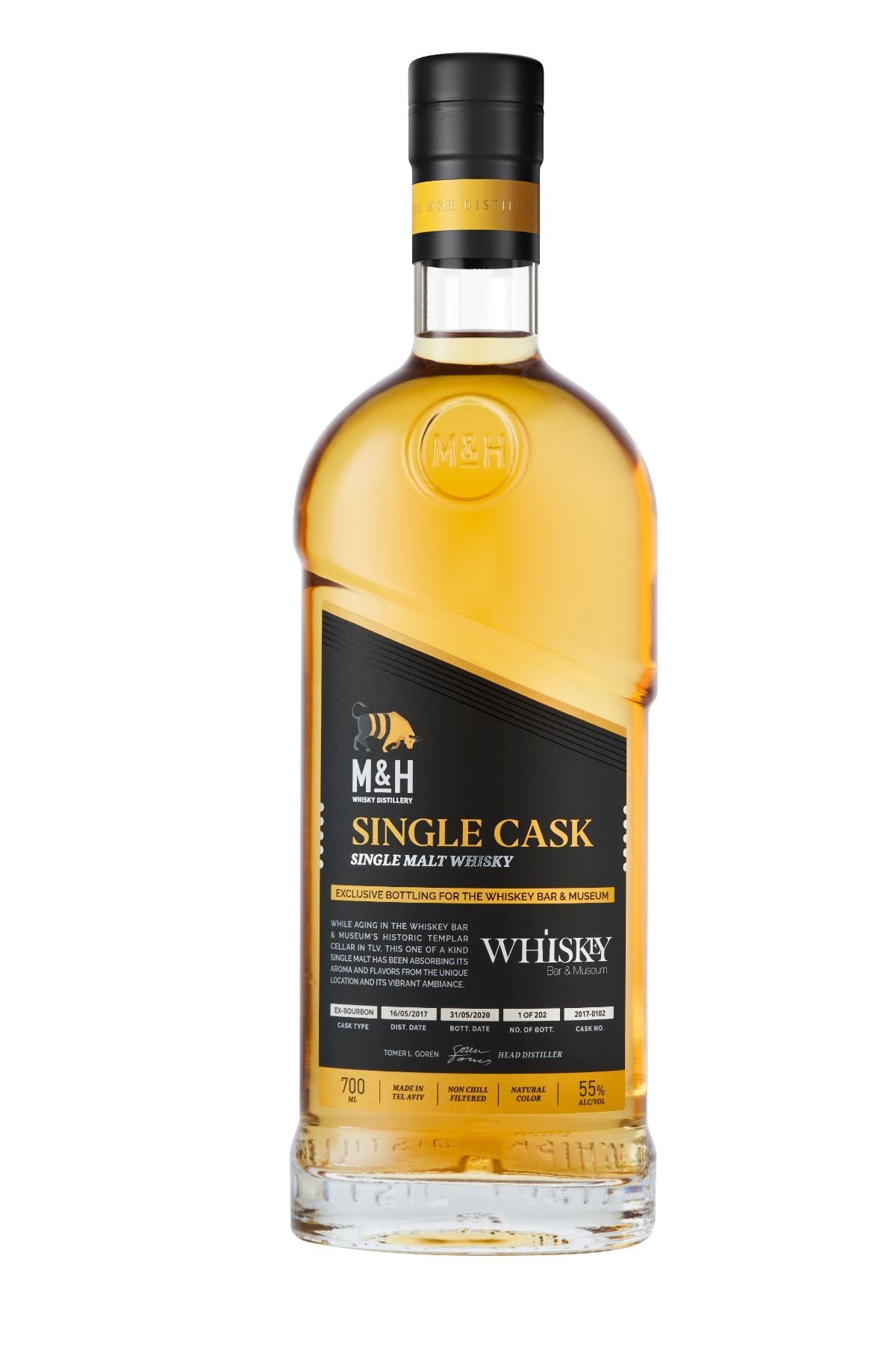 M&H Single Cask. Limited Edition